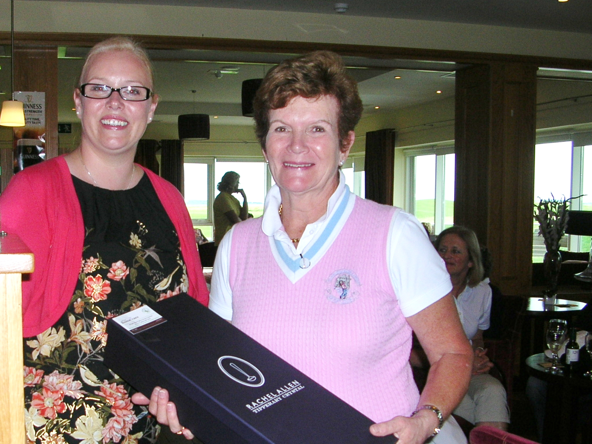 Ladies Intermediate Cup Finalists 2012-Helen Martin