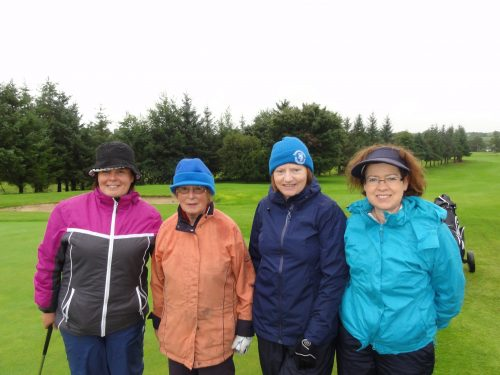 nd in Ladies L/R Brenda Kelly Bridgit Mannion Mary Molloy & Patricia O'Hara