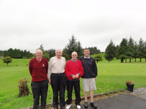 A Team from Headfort Golf Club Jimmy Garry Louis Collins Mickey Murray John Smith